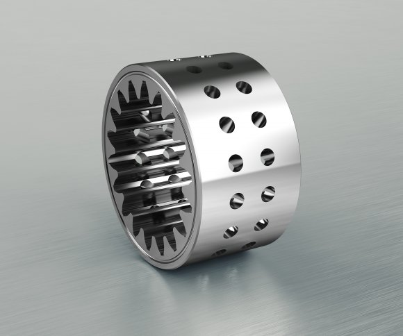 Ring gears with cleared internal teeth are highly stressed components with special requirements on the accuracy of toothing and on the surface quality of the running and sealing surfaces.